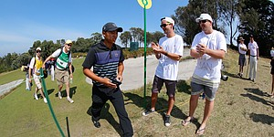 PHOTOS: Asia-Pacific Amateur (Day 2)
