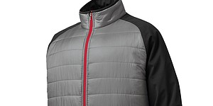 FJ's Hybrid Jacket made for foul weather