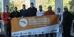 Stamper, Clemson lead at NCCGA championship