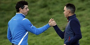 Fowler, McIlroy battle for 'B' flight title at BMW Championship