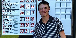 Teen qualifies for U.S. Am Four-Ball without partner