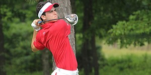 Garcia relishes pressure of Polo Golf Junior Classic