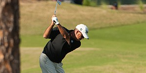 Esposito medals at Champions Tour Q-School