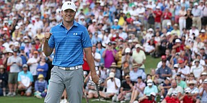 Spieth soars Down Under for Australian Open win