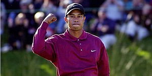 A look back at Tiger's five World Challenge wins