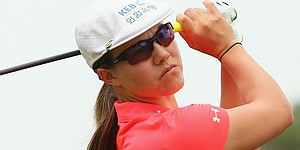 Hurst off injured list, teeing up at LPGA Q-School