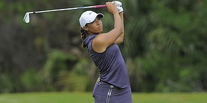 Cheyenne Woods bounces back at LPGA Q-School