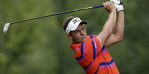 Luke Donald keeps lead at Nedbank Challenge