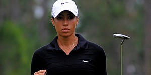 Cheyenne Woods' LPGA card a product of resilience