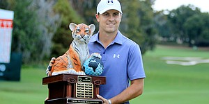 Spieth wins Hero World Challenge for 3rd pro victory