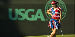 Women's amateur top 10: Young players prevail in '14