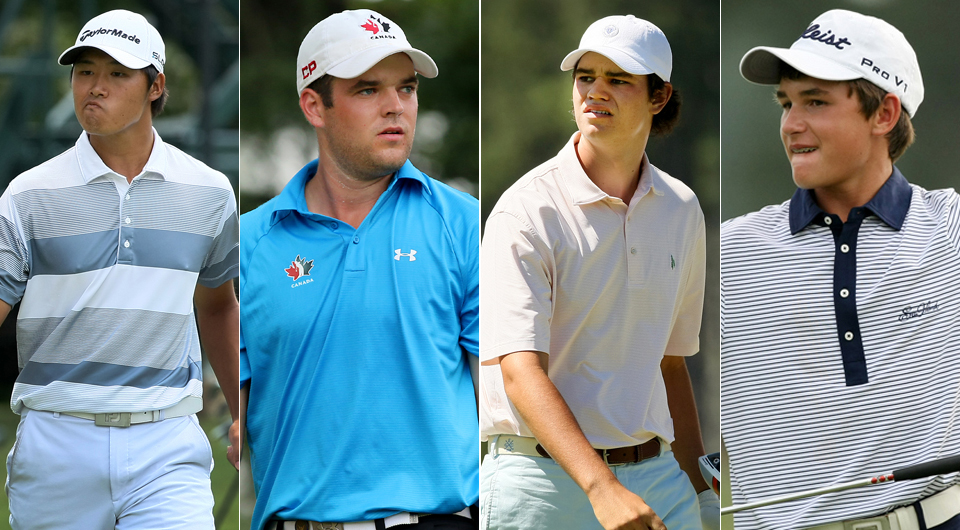 From Gunn Yang�s incredible performance at the U.S. Amateur to Beau Hossler�s dominating summer, Cassie Stein looks back at the top 10 storylines from the 2014 men�s amateur season.