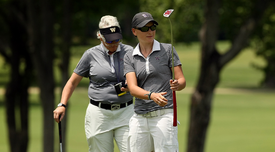 Here are Julie Williams' midseason grades for the 2014 fall college women's golf season.