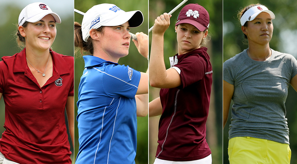 The fall portion of the women's college golf season is in the books, and Golfweek's college golf experts look back and debate who the best team of the fall was, what was the best storyline and much more.