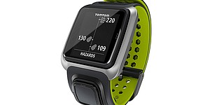TomTom releases new GPS golf watch
