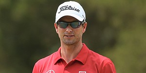 Adam Scott puts long putter back in bag for Masters
