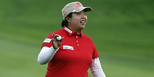 Feng wins Dubai Ladies Masters for second time