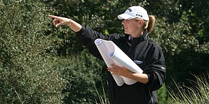Sorenstam plans first European course project