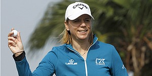 Sorenstam named best Swedish female athlete of all time