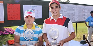 Niemann, Jeong triumph at Junior Orange Bowl