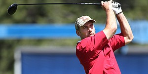 John Smoltz, MLB Hall of Famer, made time for golf