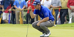 Sullivan keeps South African Open lead; Kruger slips