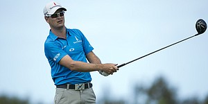 Zach Johnson looks at home in Hawaii at TOC