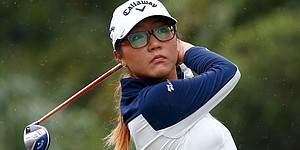 Lydia Ko trades glasses for contact lenses
