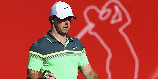 Nike Golf shows off McIlroy, Woods apparel for '15