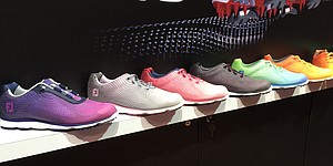 FootJoy to re-make its women's footwear line in 2015