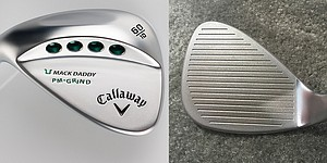 Callaway Mack Daddy PM-Grind wedge