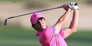 McIlroy fires 64 to take lead in Dubai