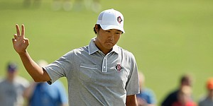 Gunn Yang's goal in PGA Tour debut: make the cut