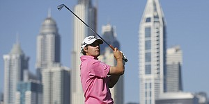 Peter Uihlein steps up early in European Tour season