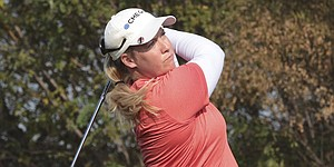 Lincicome, Yoo share lead as play halted at Bahamas LPGA