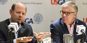 USGA uses grand old setting to introduce new era in golf