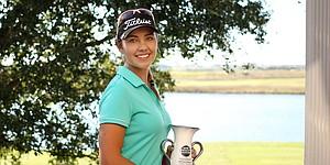 Ana Paula Valdes wins 2015 Women's Porter Cup