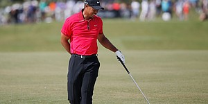 Tracking Tiger Woods' injuries through the years