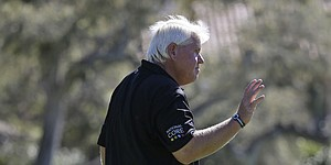 Daly shows glimpse of glory days at Pebble Beach