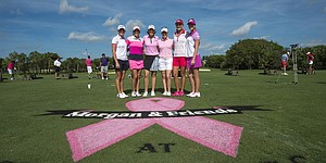Morgan Pressel to receive GWAA Charlie Bartlett Award