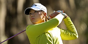 Ko fires course-record 61 to take New Zealand Women's Open lead