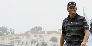 Northern Trust Open: Goosen eyes first Tour win since '09