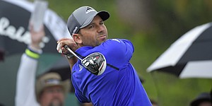 Sergio Garcia falters late at Northern Trust Open