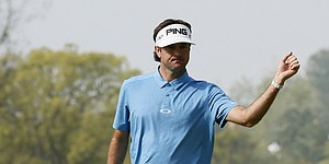 Bubba Watson, James Hahn improve in world rankings