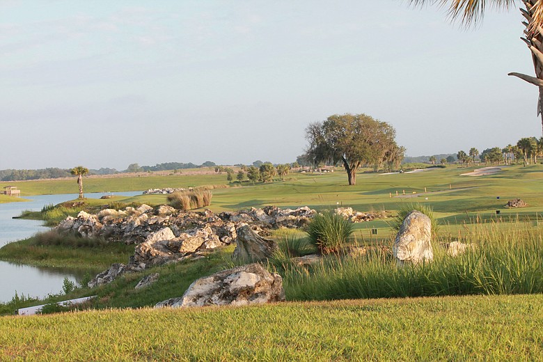 Stone Creek GC, site of the Golfweek Senior National Championship in January 2015.