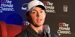 McIlroy enters Honda with clear mind and clearer goals: Keep winning