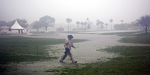 Rain-soaked Honda Classic to see Monday finish