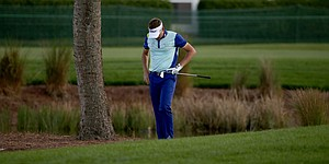 Poulter 'more than disappointed' after Honda Classic collapse