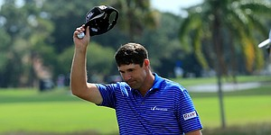 Recap: Harrington tops Berger in playoff for Honda Classic win