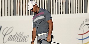 McIlroy's club throw, like others: Bad etiquette, but good laughs